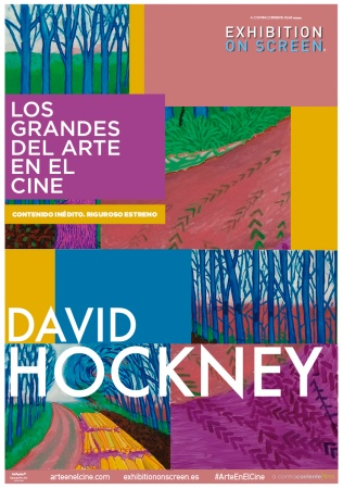 Documental Arte David Hockney